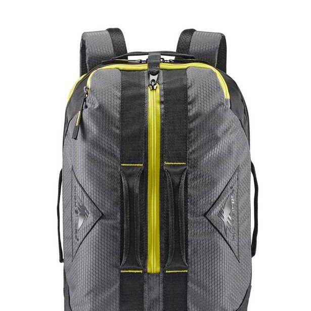 High Sierra Dells Canyon Laptop Backpack Mercury Black offer at $74.99