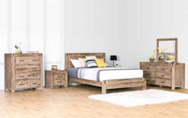 Silverstrike 6 Piece Queen Bedroom Suite offer at $2699