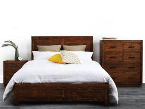 Country 4 Piece Queen Bedroom Suite offer at $2299
