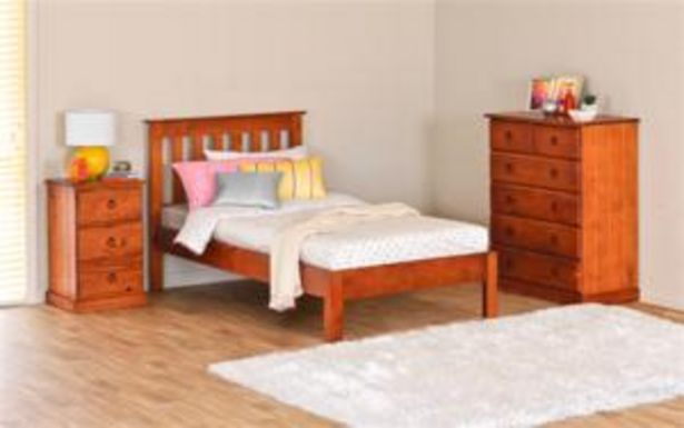 Autumn 3 Piece Single Bedroom Suite offer at $699