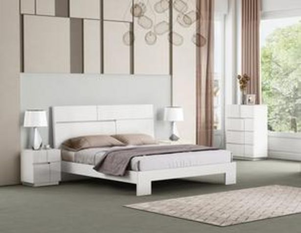 Valencia 4 Piece King Bedroom Suite offer at $1599