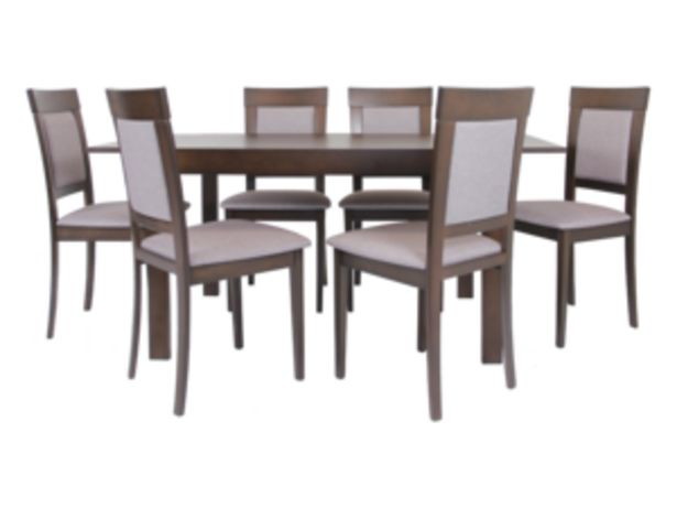 Dave 7 Piece Dining Suite offer at $499