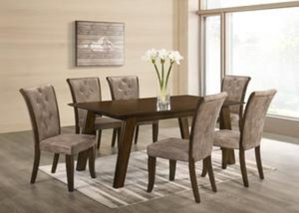 Marco 7 Piece Dining Suite offer at $1399