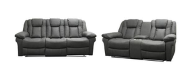 Bosco 2 Piece Recliner Suite offer at $2699