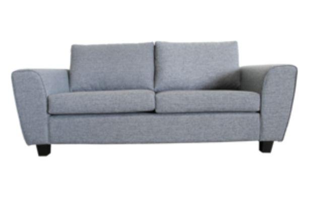 Metro 3 Seater Sofa offer at $999