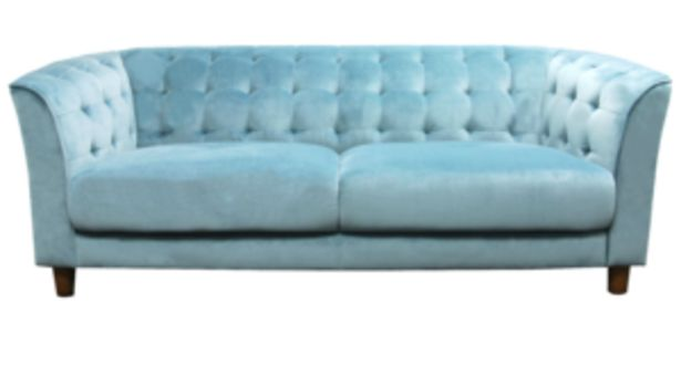 Clair 3 Seater Sofa offer at $839.2