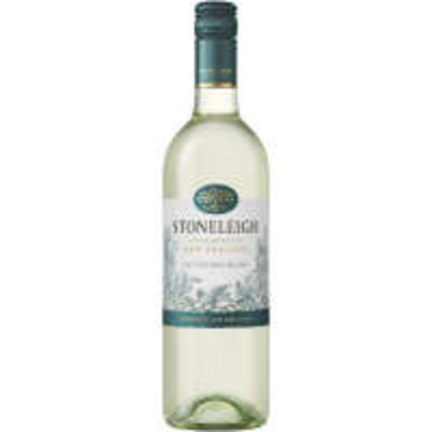 Stoneleigh sauvignon blanc marlborough offer at $13