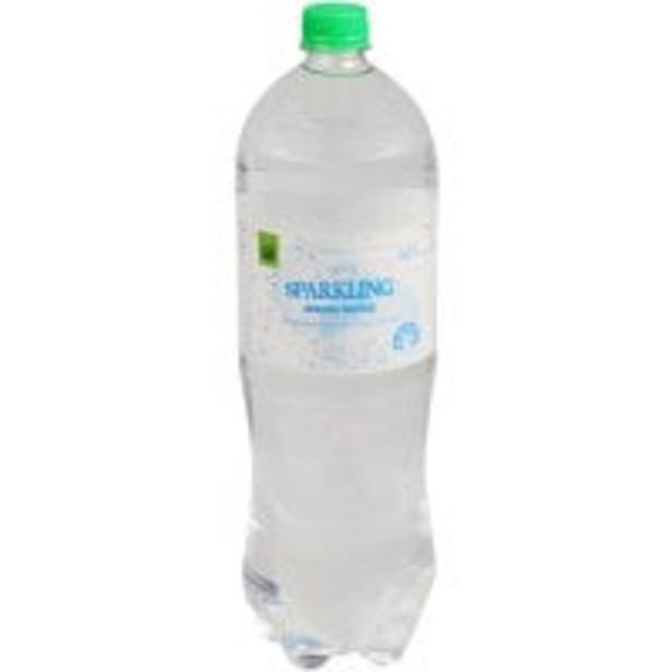 Countdown sparkling water spring offer at $1.3