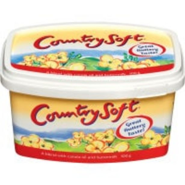 Country soft spread offer at $3.3