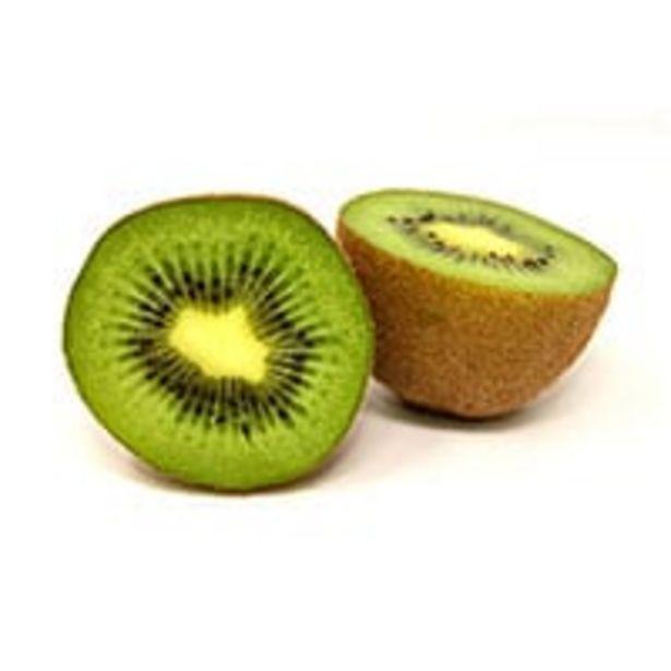 Fresh produce kiwifruit green new zealand offer at $4.49