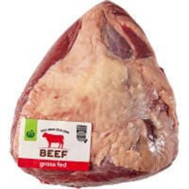 Countdown beef bolar roast nz grass fed offer at $18.9