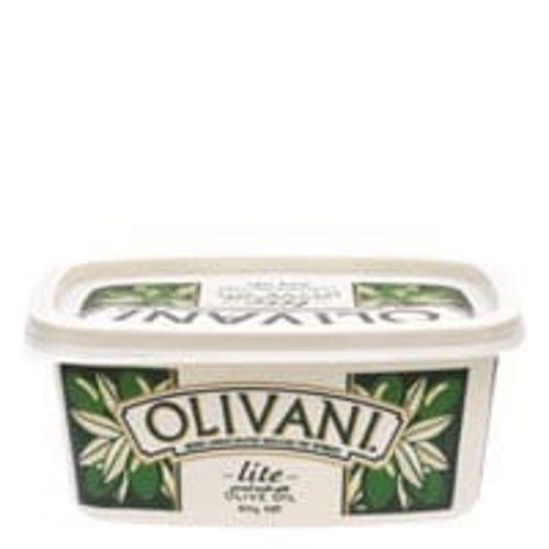 Olivani spread lite offer at $4.2