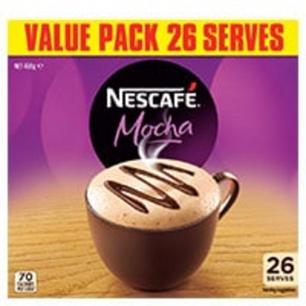 Nescafe coffee mix mocha 468g offer at $9.5