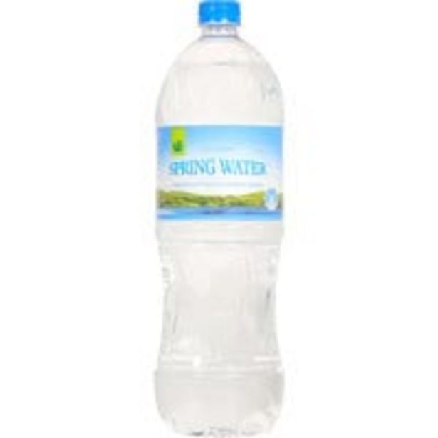 Countdown water still spring offer at $0.9