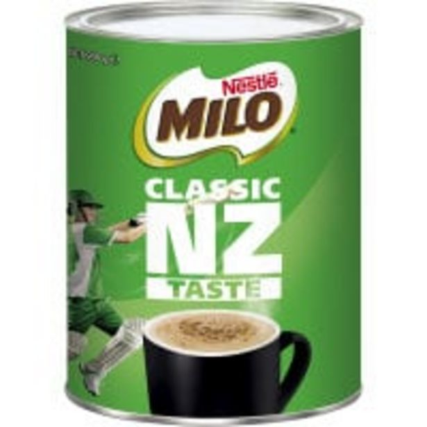 Nestle milo drinking chocolate offer at $10