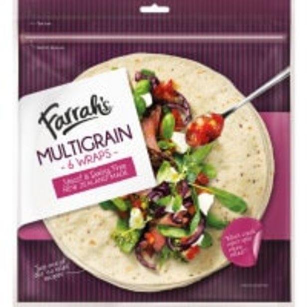 Farrah's wraps multigrain offer at $5.5