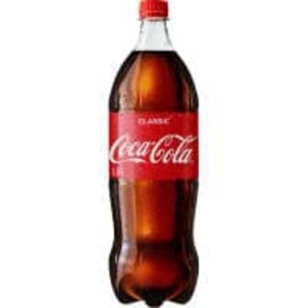 Coca cola soft drink coke offer at $2.8
