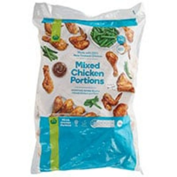 Countdown chicken portions mixed offer at $21