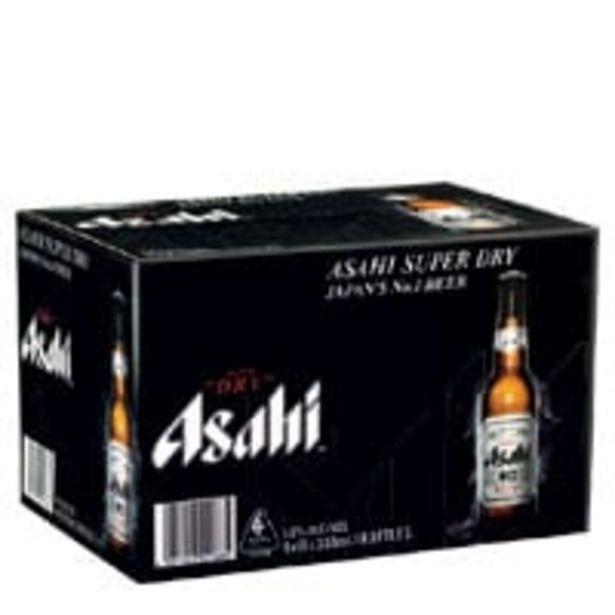 Asahi beer super dry offer at $40