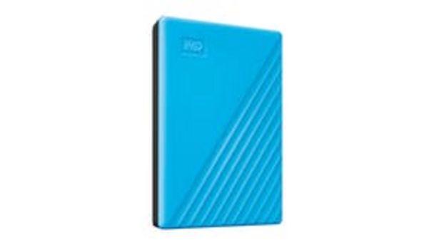 WD My Passport USB 3.0 External Hard Drive 2TB - Blue offer at $99
