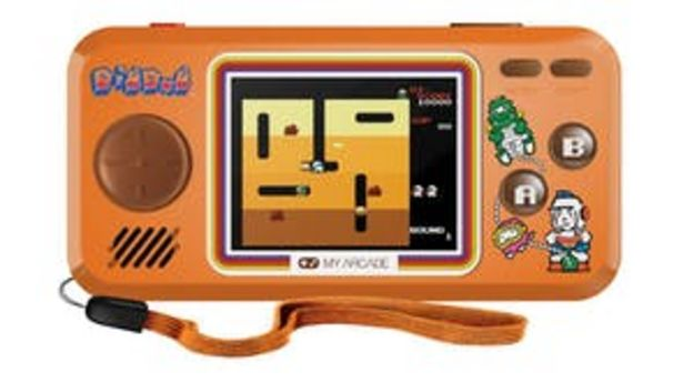 My Arcade Handheld Console - Dig-Dug offer at $59