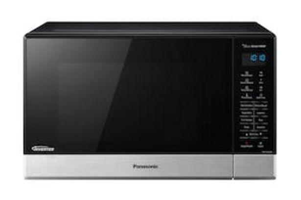 Panasonic 32L Genius Inverter Microwave Oven offer at $255