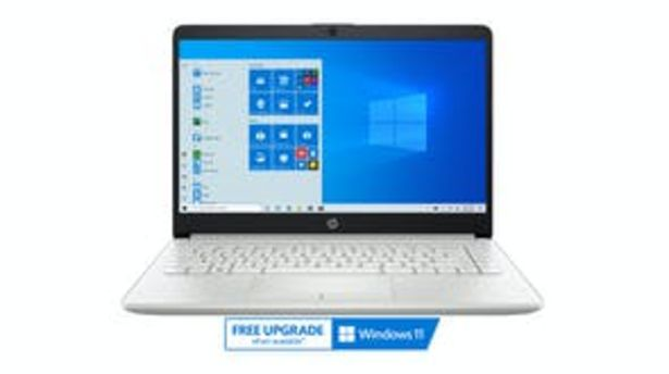 "HP 14"" Laptop - AMD Ryzen3 8GB-RAM 256GB-SSD (14S-DK1131AU) offer at $1288"