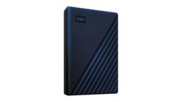 WD My Passport USB 3.0 External Hard Drive for Mac - 2TB offer at $109