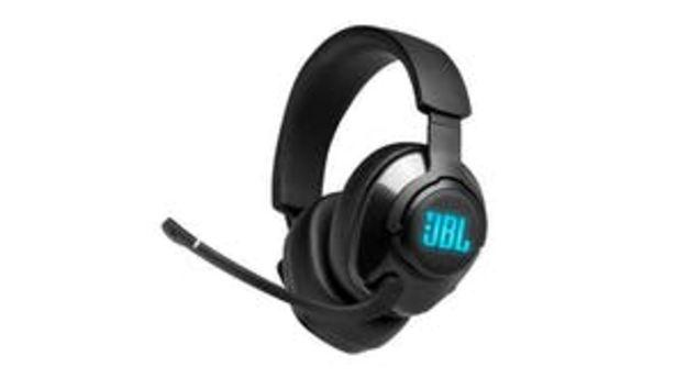 JBL Quantum 400 Over-Ear Gaming Headset - Black offer at $118