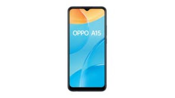 OPPO A15 Smartphone - Black offer at $197