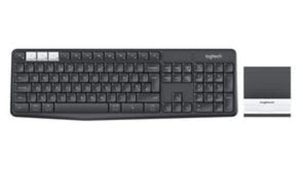 Logitech K375S Multi Device Wireless Keyboard offer at $58