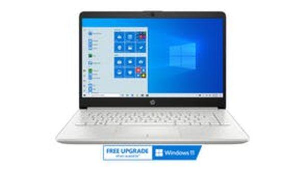 "HP 14"" Laptop - Intel Celeron 8GB-RAM 128GB-SSD (14S-CF2052TU) offer at $994"