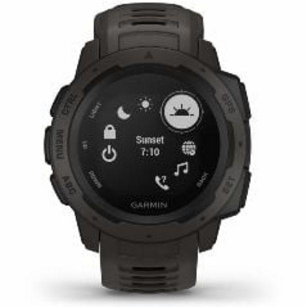 Garmin Instinct GPS Watch Graphite offer at $449