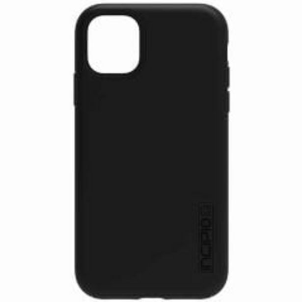 Incipio DualPro Case for iPhone 11 XR - Black offer at $44.99