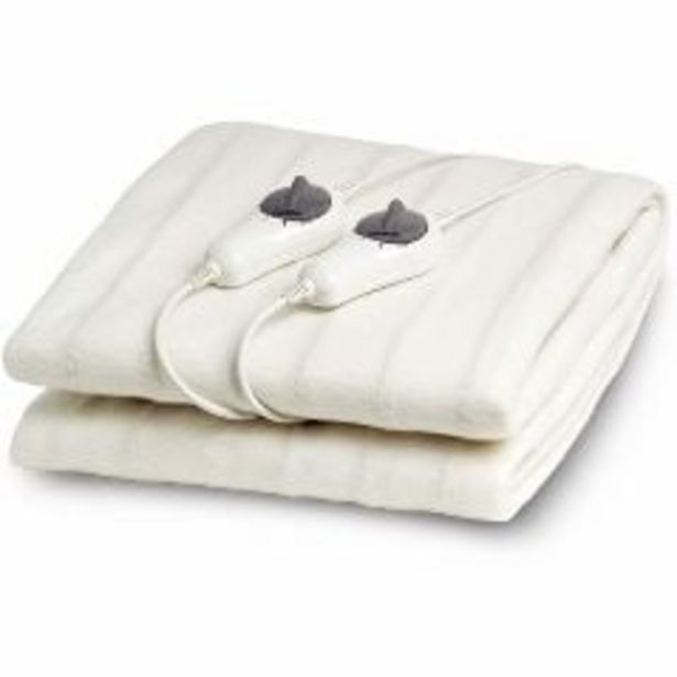 Goldair Queen Fitted Electric Blanket offer at $159.99