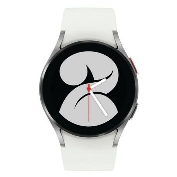 Samsung Galaxy Watch4 40mm Silver offer at $349
