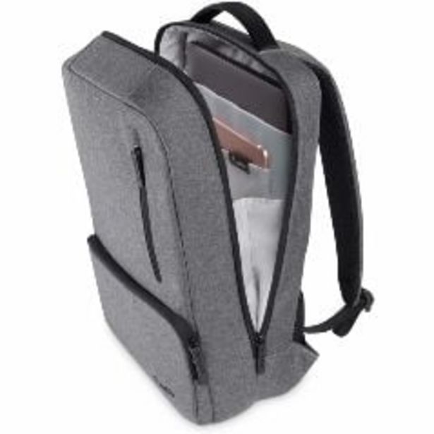 Belkin Classic Pro Laptop Backpack - Grey offer at $84.99