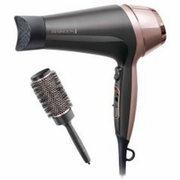 Remington Curl and Straight Confidence Hair Dryer offer at $129.99