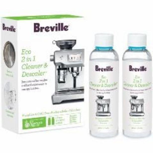 Breville Eco 2 in 1 Cleaner & Descaler offer at $24.99