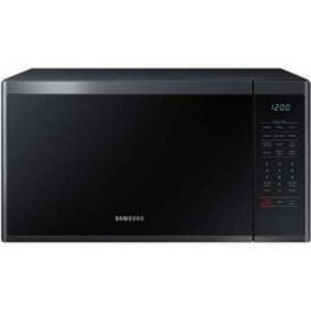 Samsung 32 Litre Black Stainless Sensor Microwave offer at $369.99