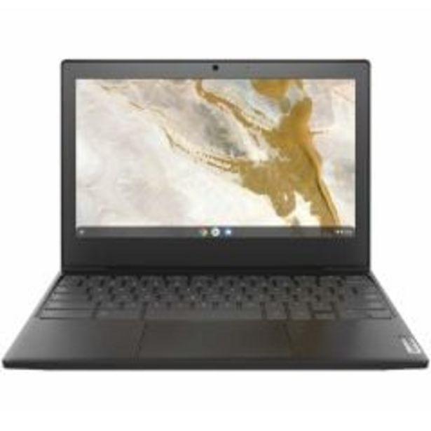 "Lenovo 11.6"" Slim 3 Intel Celeron 4020 4GB RAM 32GB eMMc Storage Chromebook offer at $399"