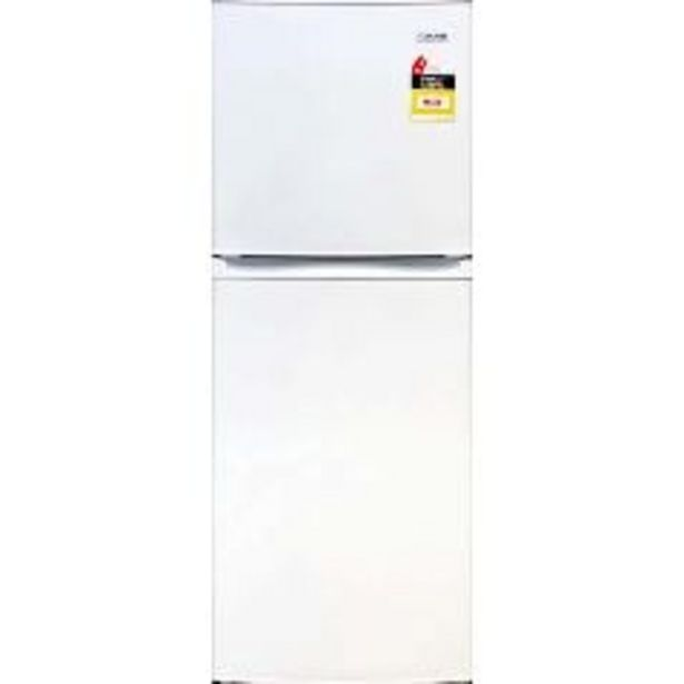 Tuscany 197 Litre Fridge Freezer offer at $735