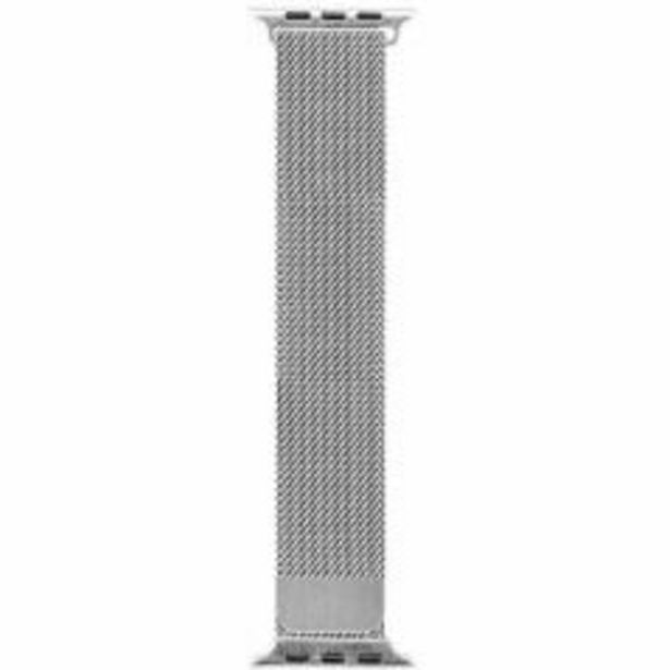 3SIXT Apple Watch Band - Mesh - 38/40mm - Silver offer at $69.99