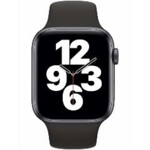 Apple Watch SE 44mm GPS Space Grey Aluminium Case with Black Sport Band offer at $529