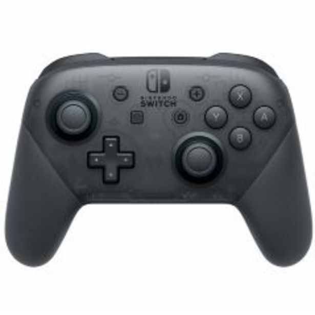 Nintendo Switch Pro Controller offer at $109