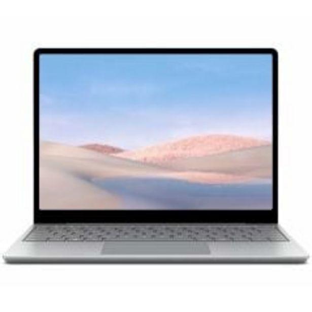 "Microsoft Surface Laptop Go 12"" Intel i5-1035G1 4GB RAM 64GB eMMc - Platinum offer at $979"