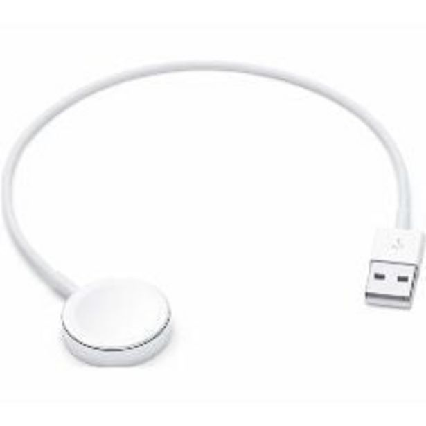 Apple Watch Magnetic Charging Cable (0.3m) offer at $55