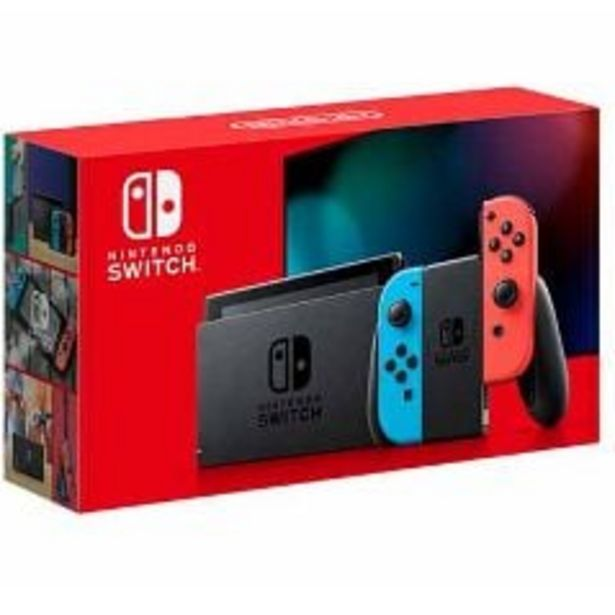 Nintendo Switch Console - Neon offer at $539