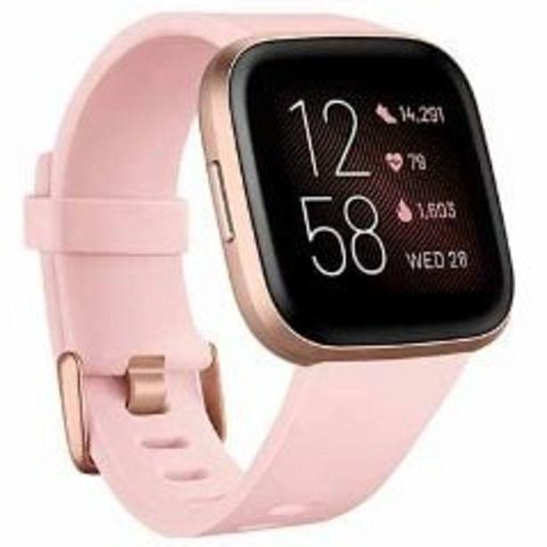 Fitbit Versa 2 Petal/Copper Rose offer at $359