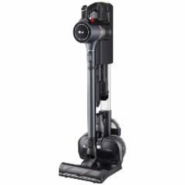 LG CordZero A9 Kompressor Cordless Vacuum with Dual Power Pack and Power Drive Mop offer at $1299